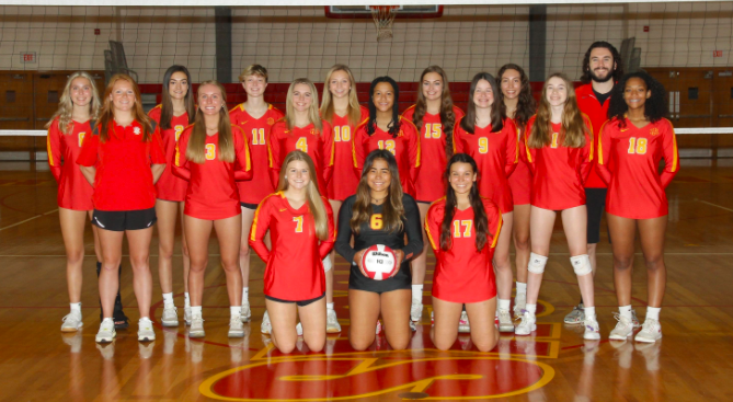Rock Island volleyball wins seven straight Featured Photo