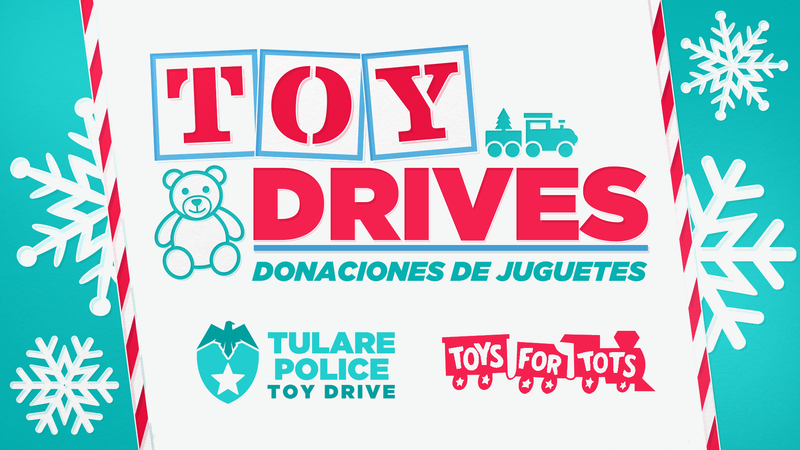 Toy Drive Graphic