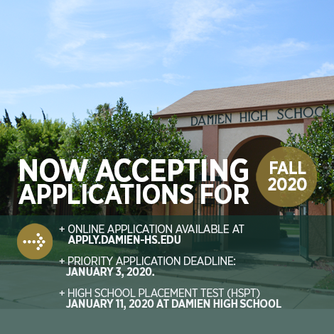 Be a Spartan! Apply Now for Fall 2020 Admission! Featured Photo