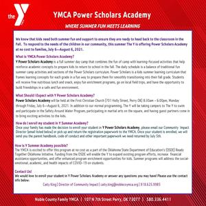 power scholars academy for 1st-6th graders