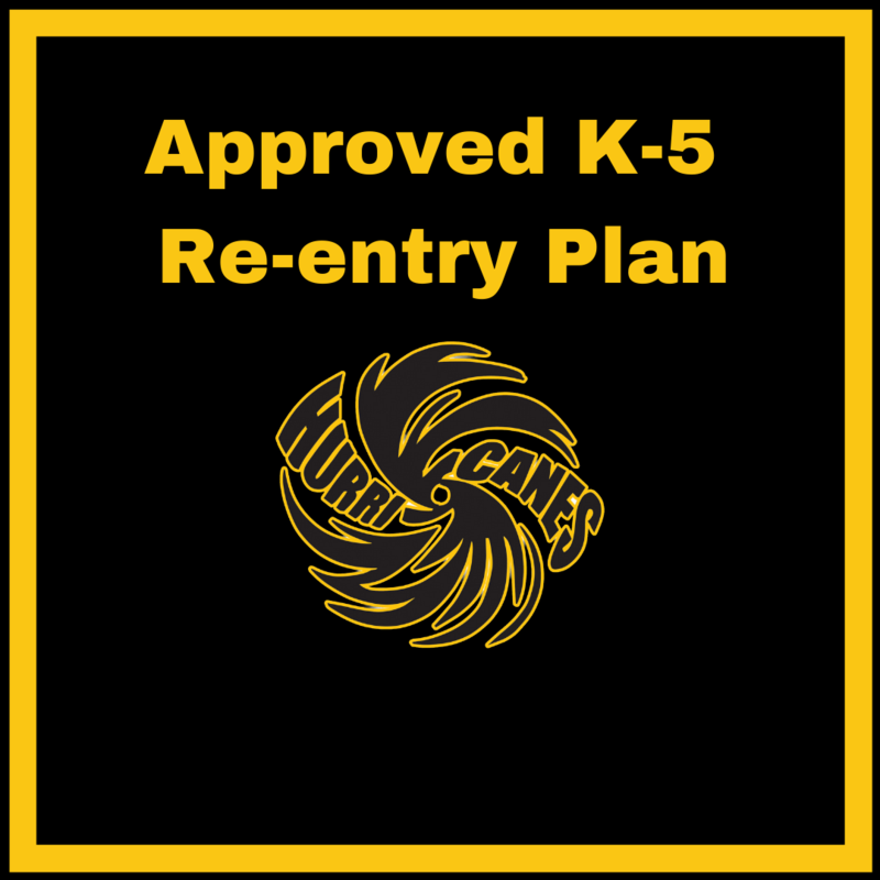 Approved Re-entry Plan for K-5