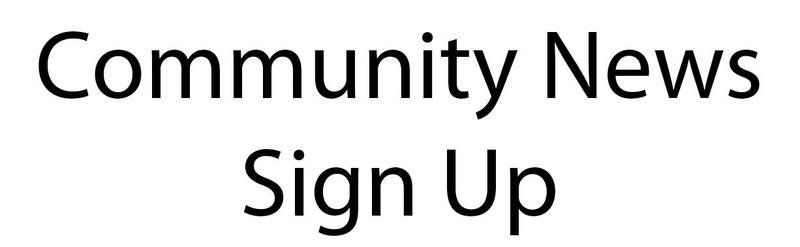 Community News Sign Up