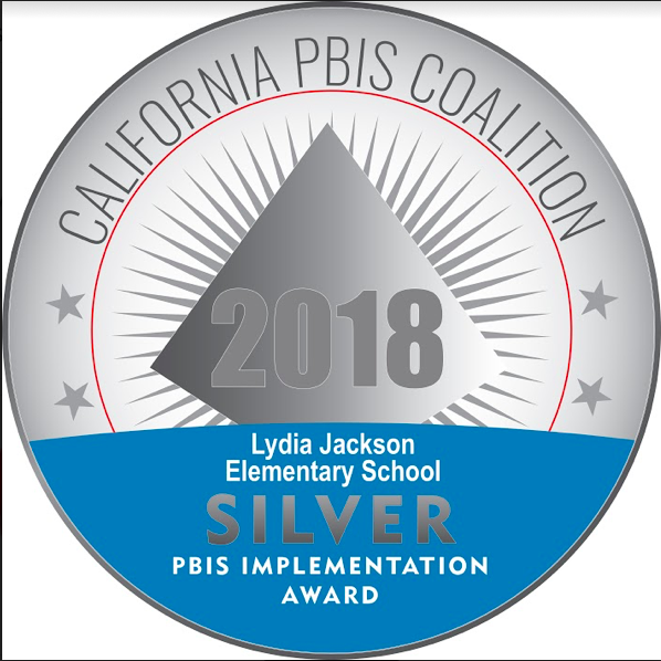 Image of PBIS Silver Medal.
