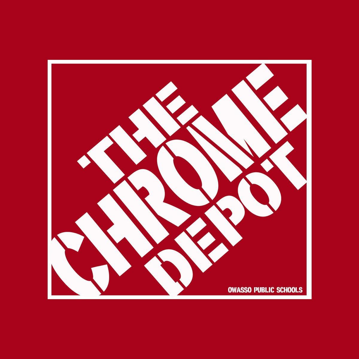 Chrome Depot Logo