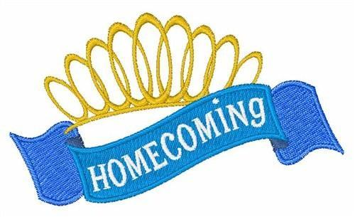 Homecoming sash and tiara