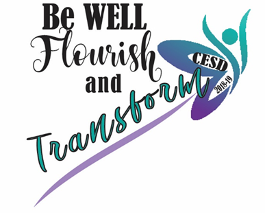 Be well, flourish and transform