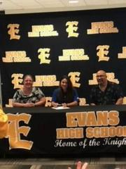 Sarah's Signing with Parents