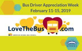 Bus driver appreciation clip art