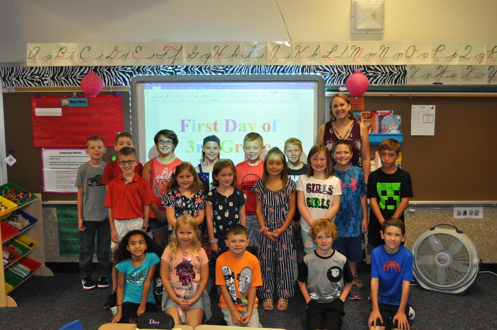 Mrs. Higbee's 3rd grade