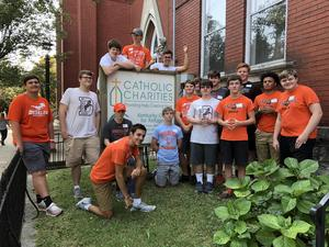 Service Learning at DeSales