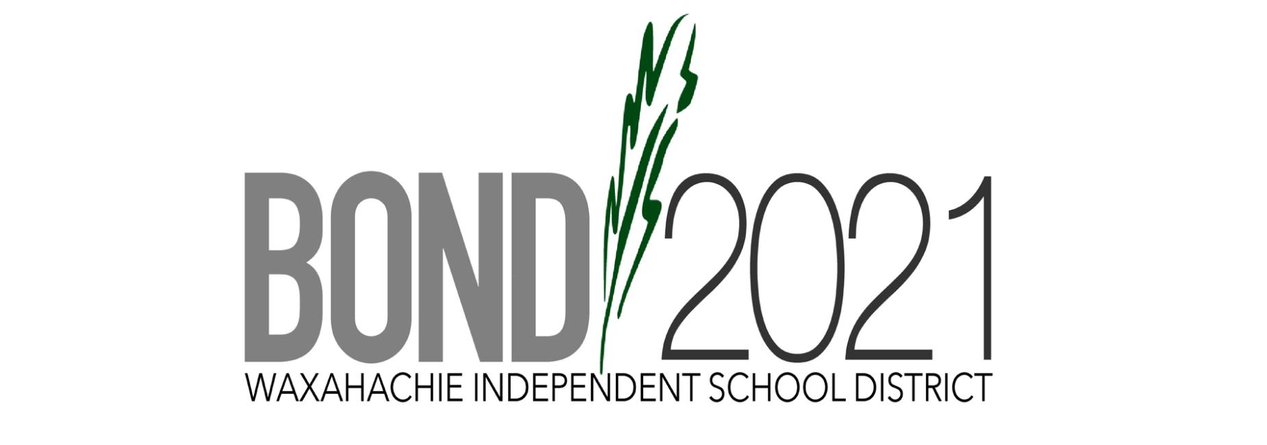 graphic reads WISD bond 2021