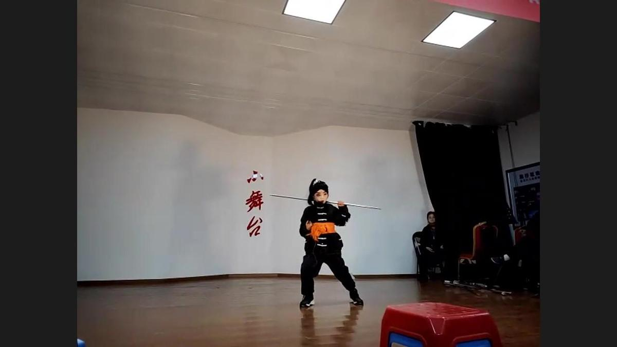 Peking Opera Acrobats