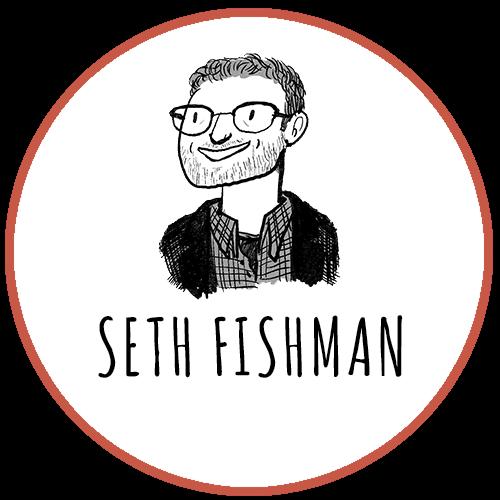 Author Visit Seth Fishman (K-2) Featured Photo