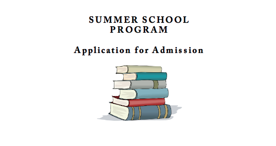Summer School Program