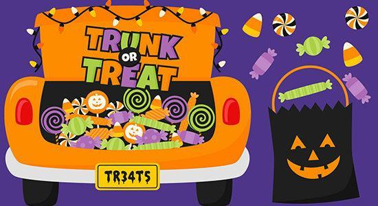 Volunteers needed for Trunk or Treat! Please click here for sign up sheet. Thumbnail Image