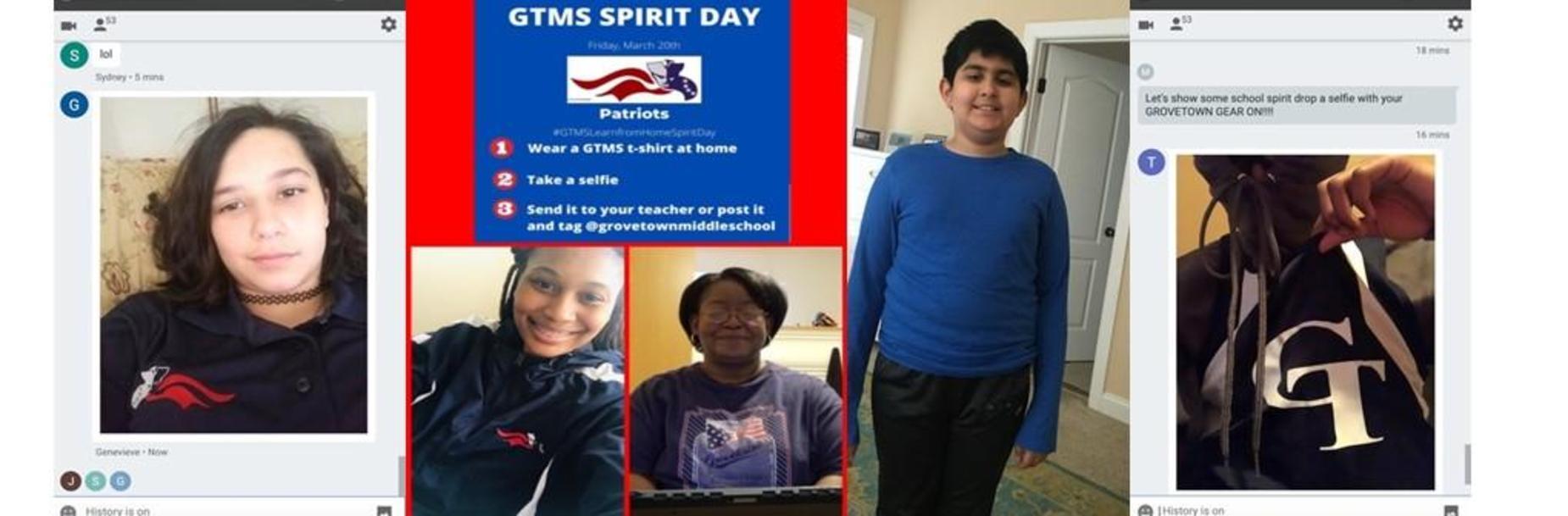 GTMS Spirit