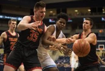 Basketball Camp at NC