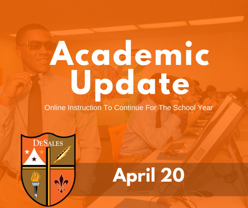Academic Update April 20