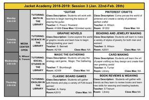 Jacket Academy