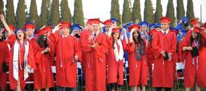 John Glenn Class of 2018 Graduating