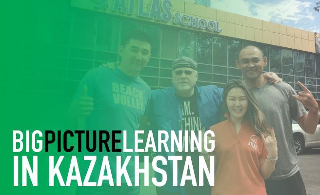 Meet Atlas School - the first Big Picture school in Kazakhstan Featured Photo