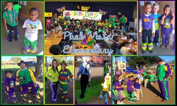 Park Vista Elementary School!