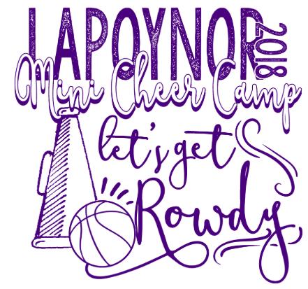 Mini Cheer Camp Signups Thumbnail Image