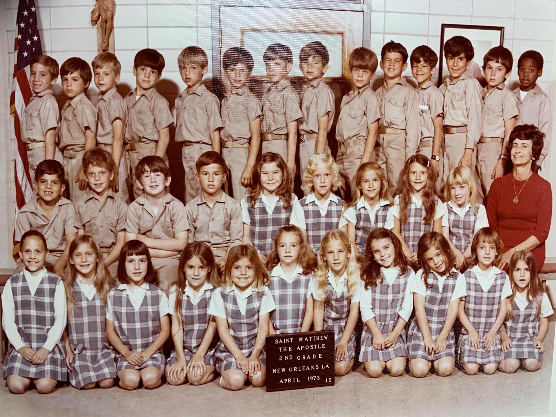 Old Uniforms