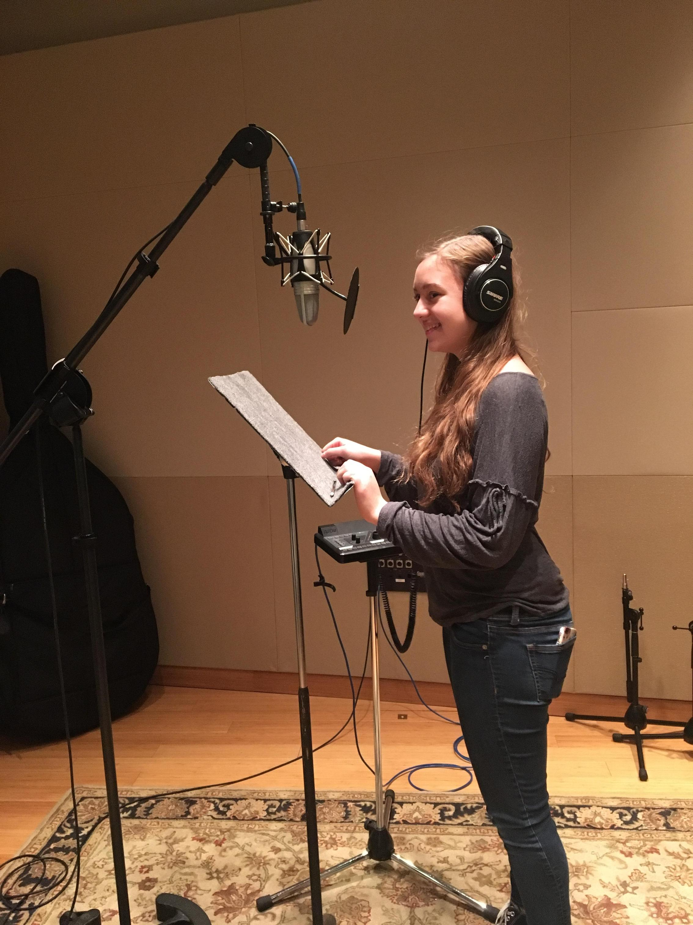 commercial recording