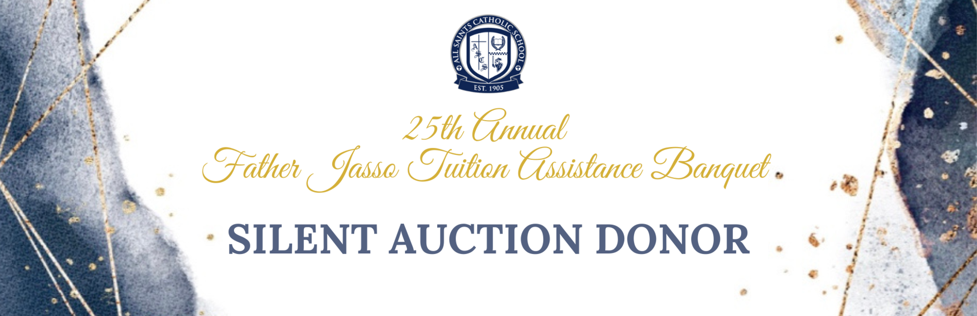 Silent Auction Donor