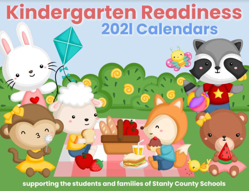 Kindergarten Readiness Calendars available! Featured Photo