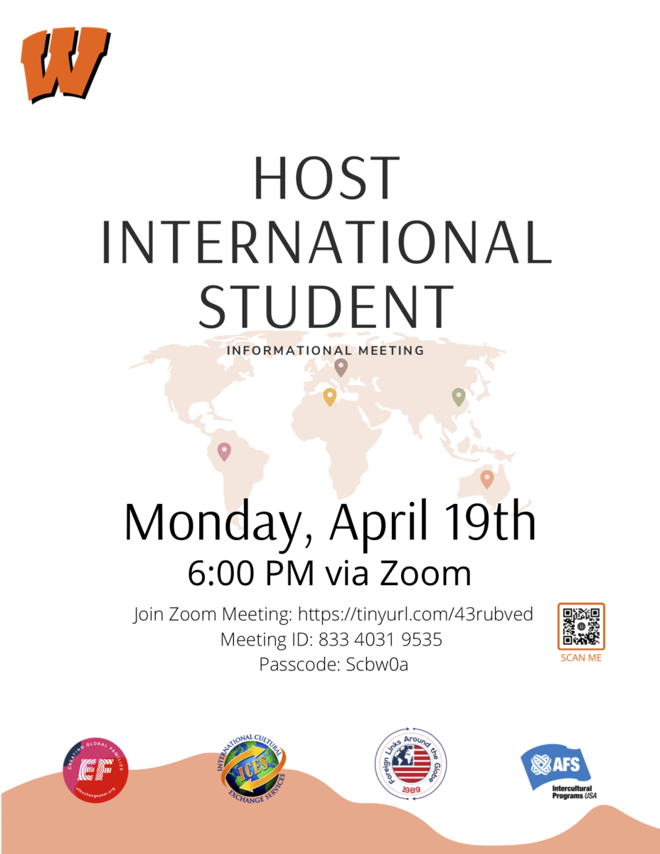 International Student Informational Meeting