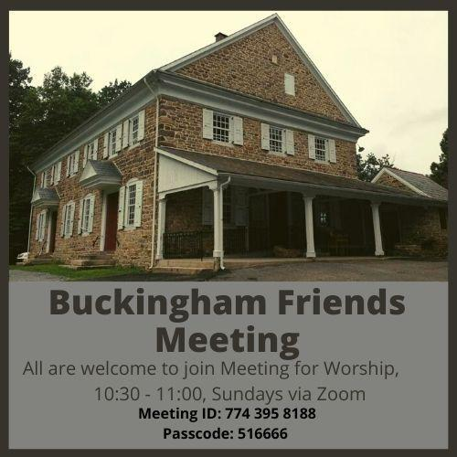 Buckingham Friends Meeting