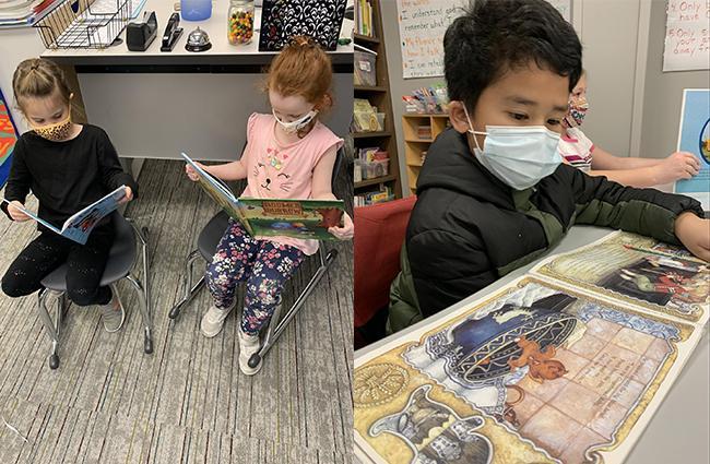 Elementary Readers