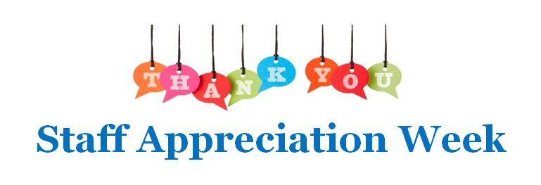 Staff Appreciation Week Featured Photo