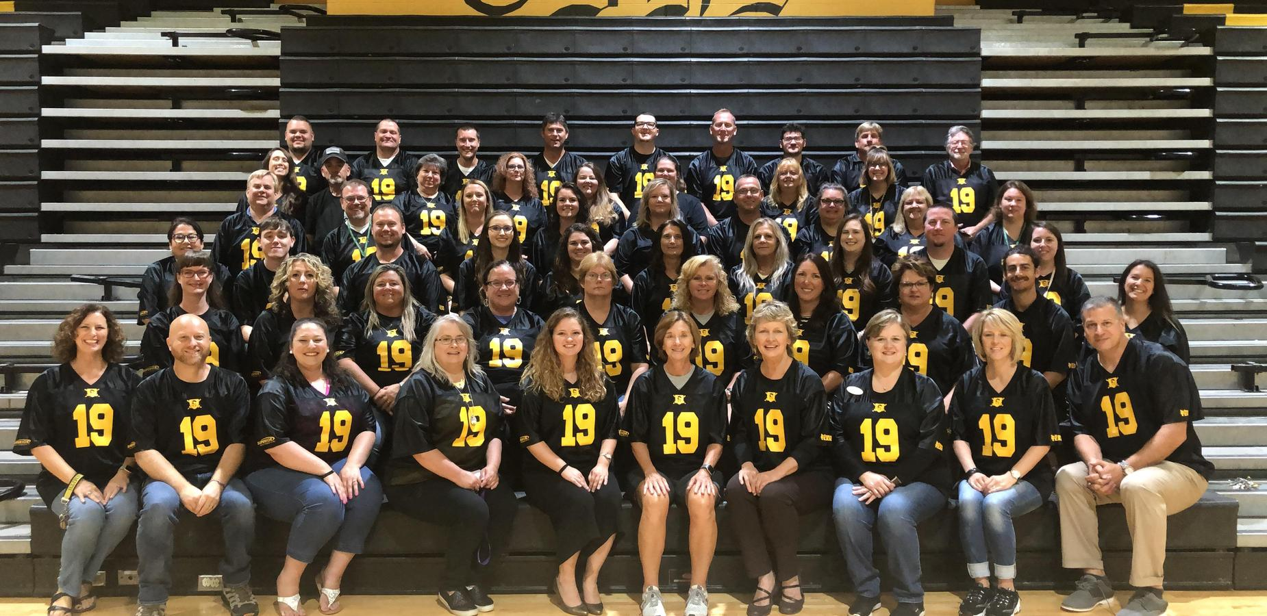 Faculty and Staff 2019