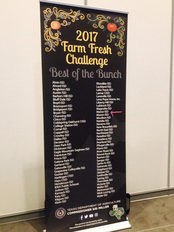Farm Fresh Challenge banner