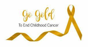 GO GOLD and raise $ for Childhood Cancer Prevention! Featured Photo