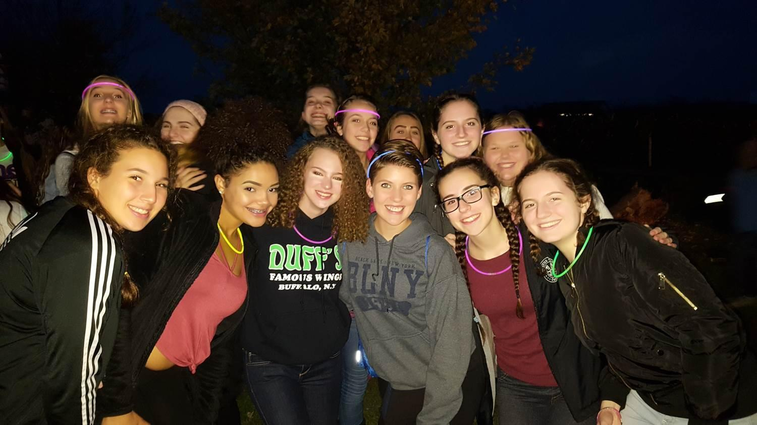 Traditions- Sophomore Hay Ride