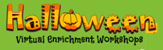 Halloween Virtuals Enrichment Workshop