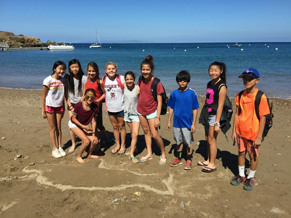 Catalina by the Beach