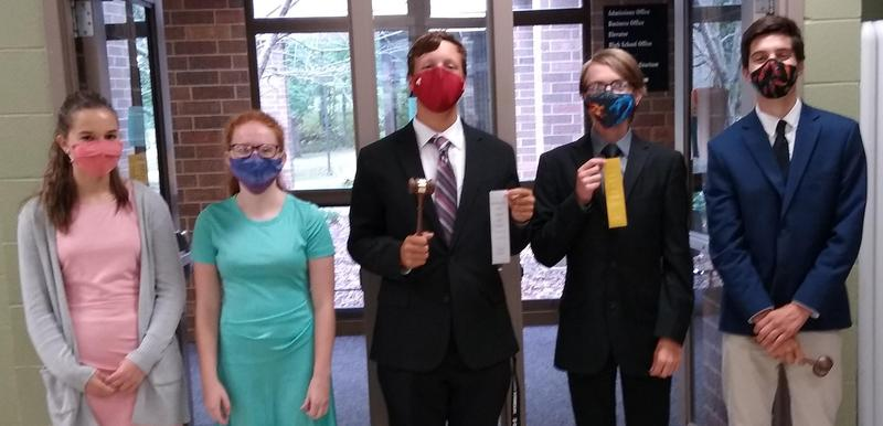 Bethany Christian Forensics Take Honors Featured Photo