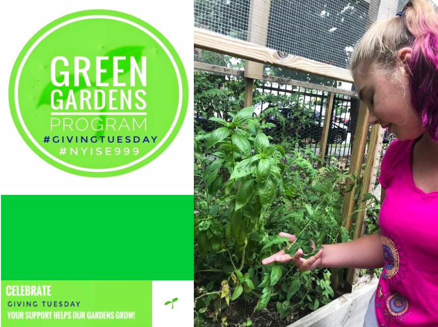 Help our gardens grow!