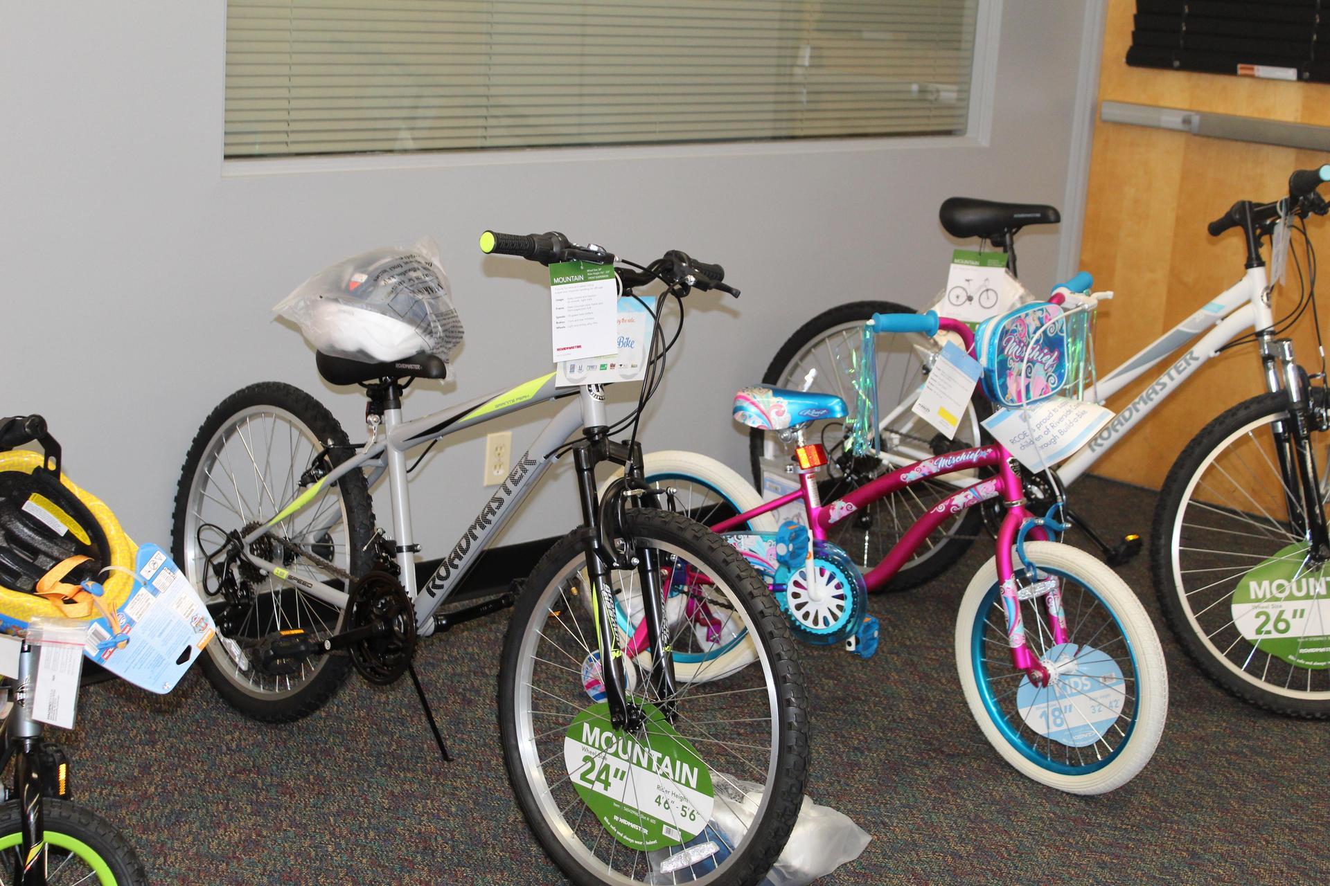 welcome back bikes