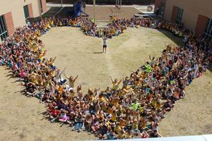 OCES Childhood Cancer Awareness