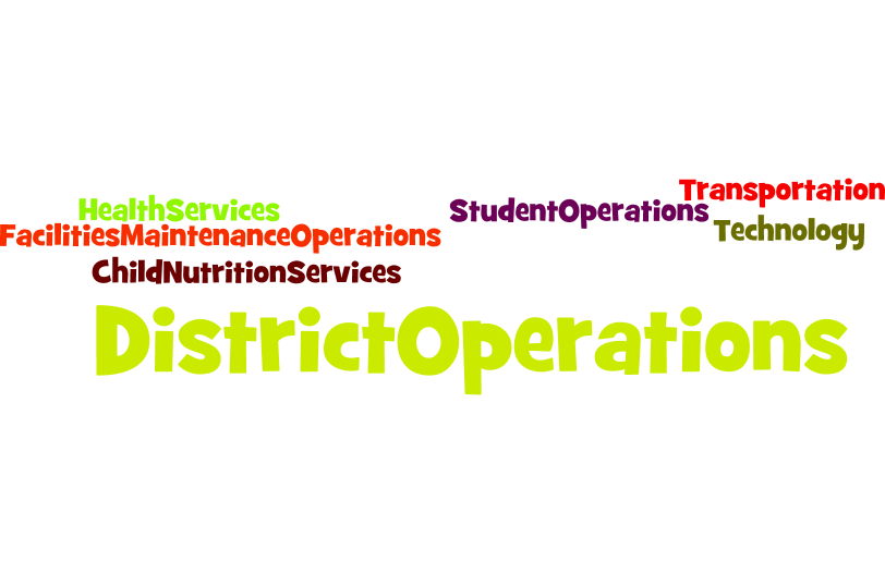 District Operations Departments