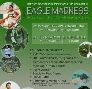 ZCHS Eagle Madness