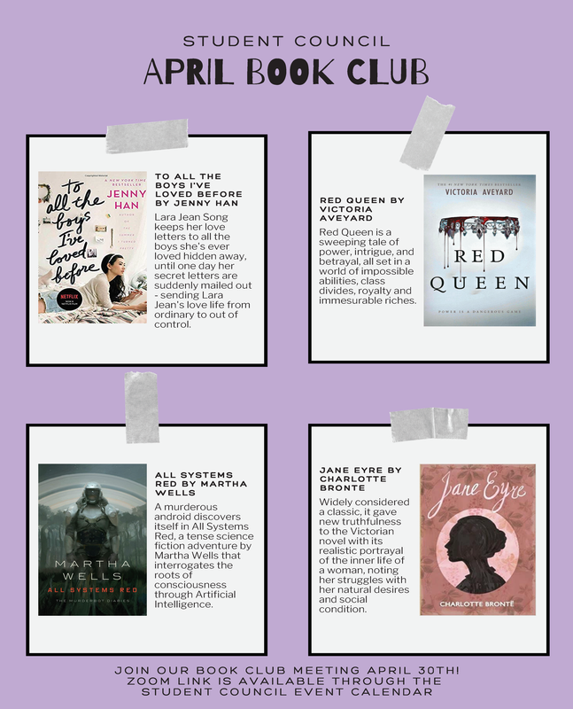 SST April Book Club Featured Photo