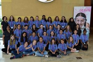 Shorewood Students Participate in GE Girls Program