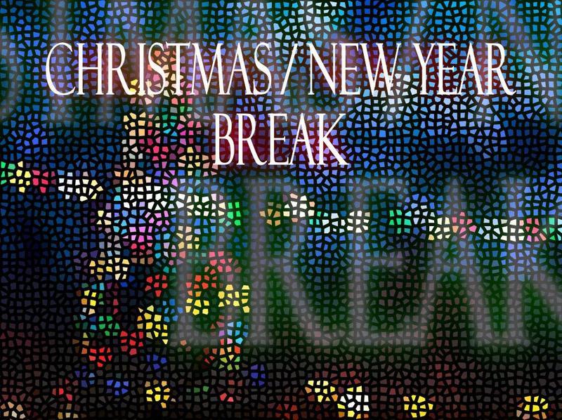 Christmas/New Year Break Featured Photo